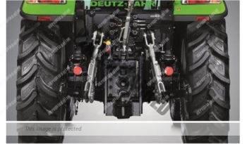 Deutz-Fahr 5090. Serie 5D Keyline lleno