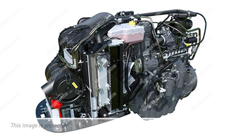 Massey Ferguson MF 5710 M. Serie MF 5700 M lleno