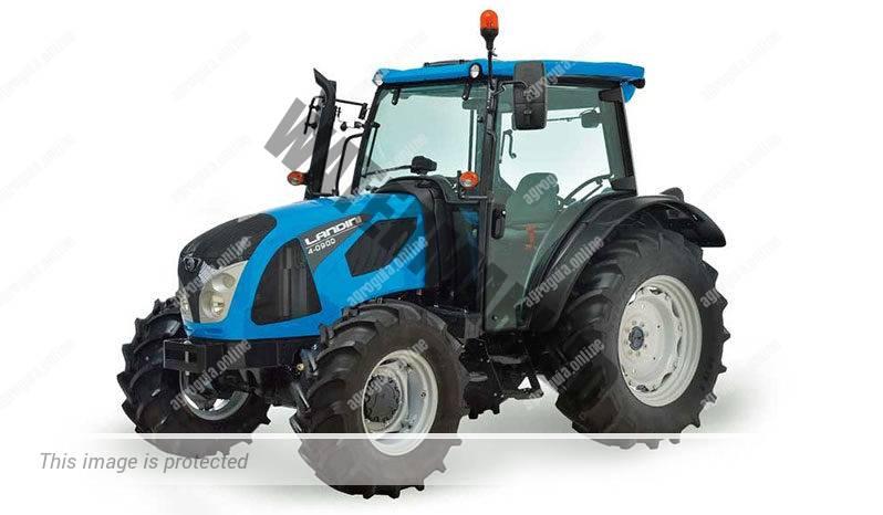 Landini 4.070 D. Serie 4 D lleno