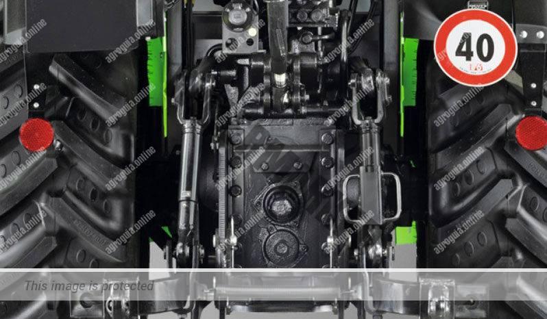 Deutz Fahr 80.4 F Keyline. Serie Agro Plus F Keyline lleno