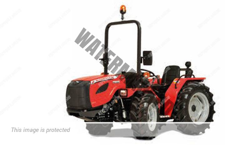 McCormick 4655 ISM. Serie 4600 lleno