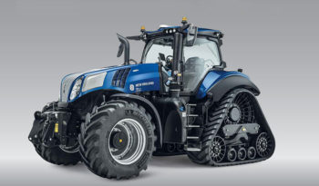 New Holland T8.435 AC CG. Serie T8 AC CG lleno