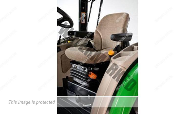 John Deere 4066 R. Serie 4R lleno
