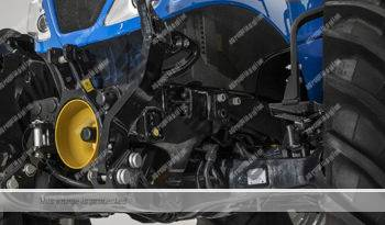 New Holland T5.120 DC. Serie T5 DC lleno