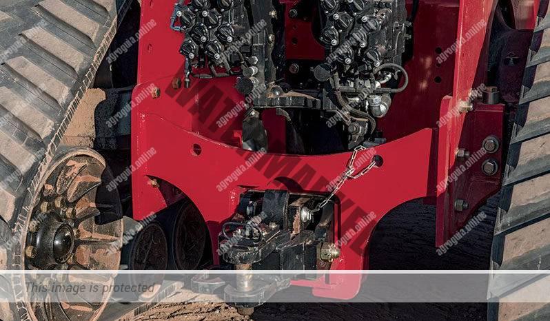 Case IH Steiger 580. Serie Steiger lleno