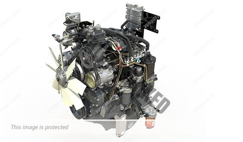 Massey Ferguson 5S.145 Serie MF 5S lleno