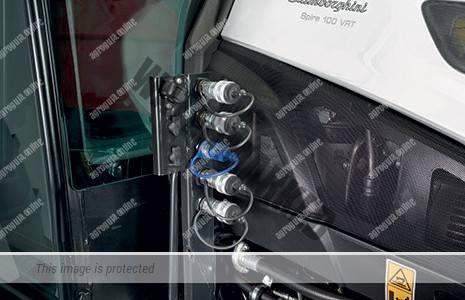 Lamborghini Spire 100 VRT. Serie Spire VRT lleno