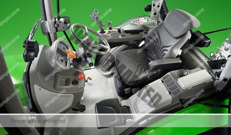 Deutz Fahr 5090 D TTV. Serie 5D TTV lleno