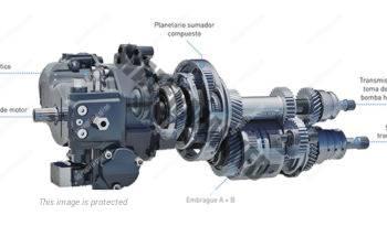 New Holland T6.160 Fase V. Serie T6 Fase V lleno