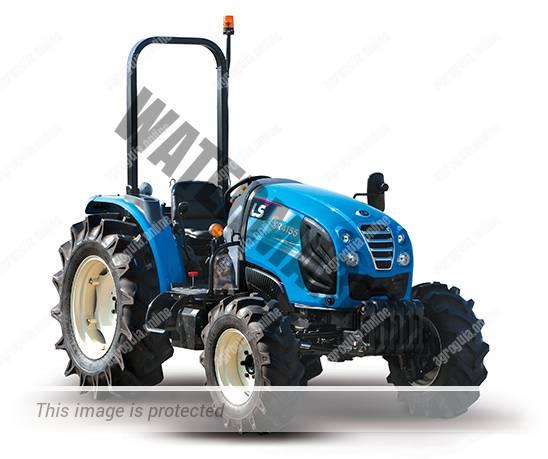 LS Tractor XR 4140 Fase V. Serie XR Fase V lleno