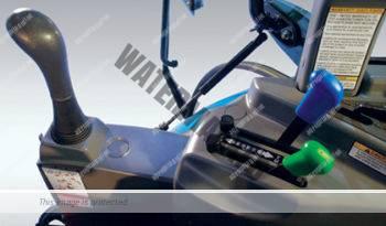 New Holland Boomer 55 Fase V. Serie Boomer Fase V lleno