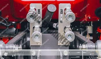 Massey Ferguson 1765 M. Serie MF 1700 M lleno