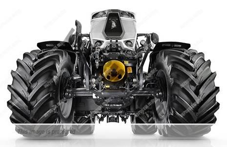 Lamborghini Spark 205 Fase V. Serie Spark 6 Fase V lleno