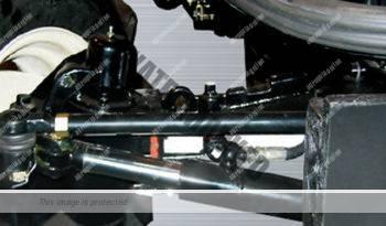 LS Tractor XR 4150 Fase V. Serie XR Fase V lleno
